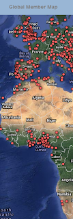 View Our Global Member Map
